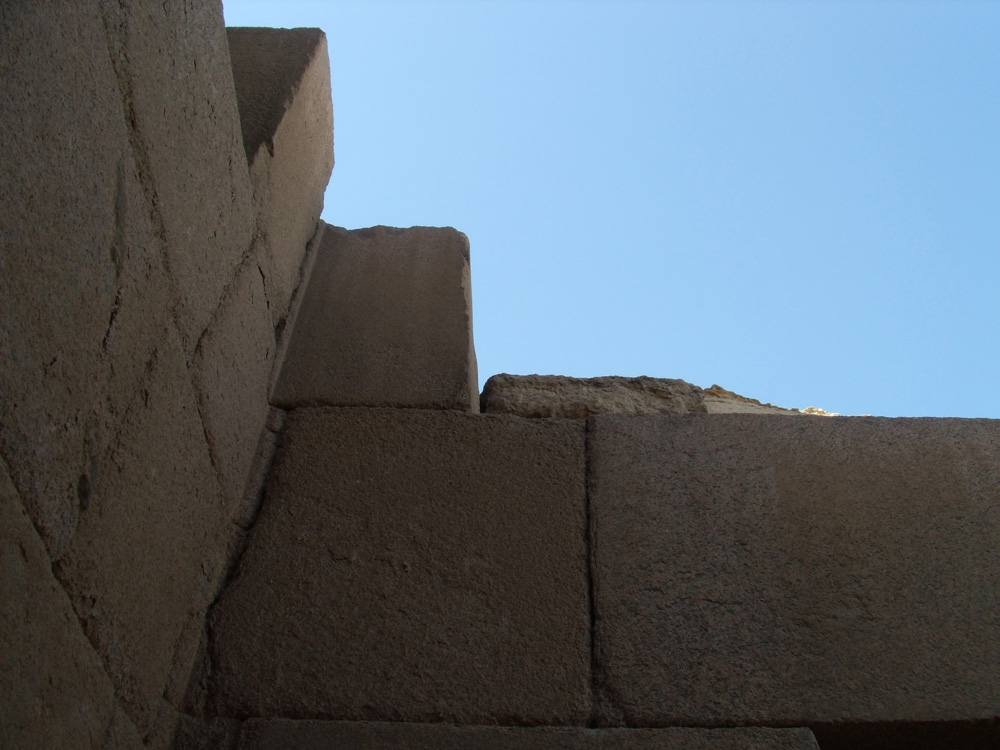 Khafre Pyramid Complex: Site: Giza; View: Khafre Valley Temple