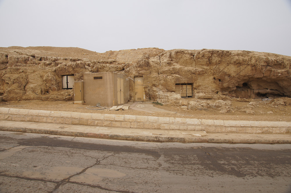 Sphinx Complex: Site: Giza; View: G 9060, G 9050