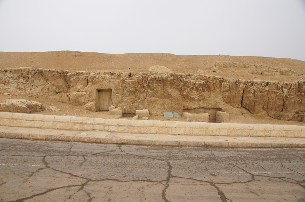 Sphinx Complex: Site: Giza; View: G 9130, G 9120