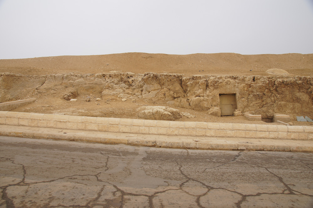Sphinx Complex: Site: Giza; View: G 9200, G 9130