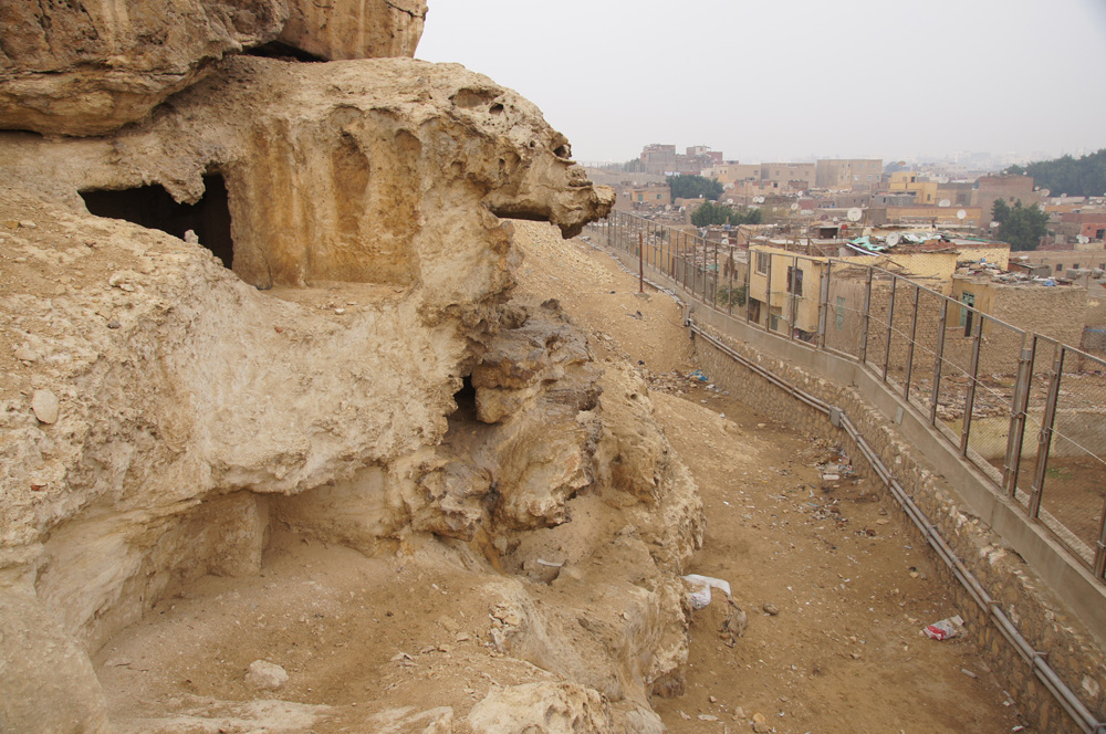 Eastern Cemetery: Site: Giza; View: Lepsius 80