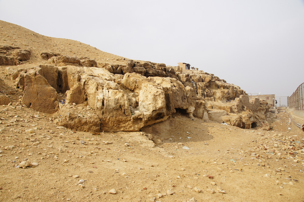 Eastern Cemetery: Site: Giza; View: Service Tomb 12