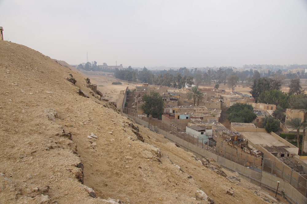 Eastern Cemetery: Site: Giza