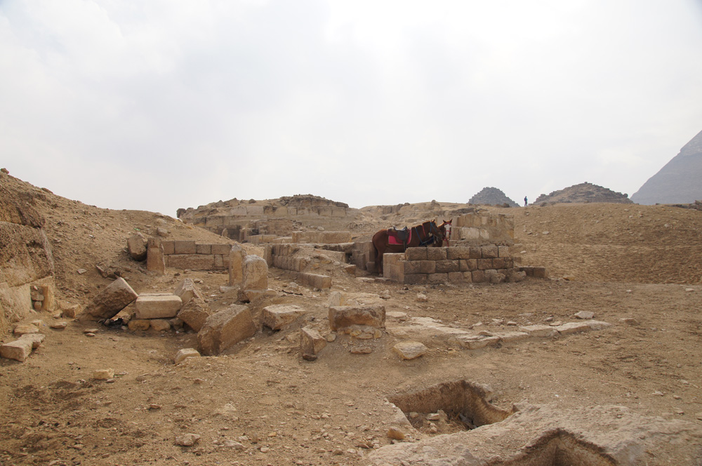 Eastern Cemetery: Site: Giza; View: G 7413, G 7810