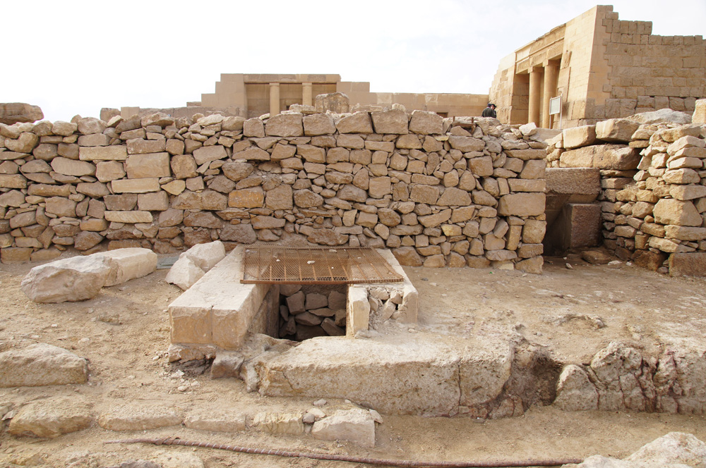 Western Cemetery: Site: Giza; View: G 2370, G 2378, G 2382