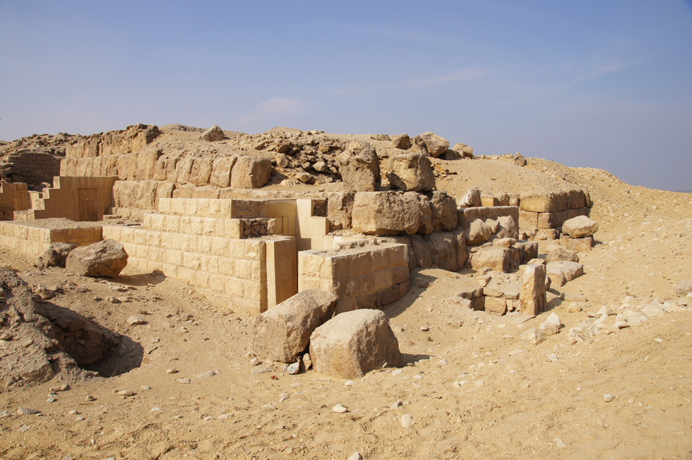Western Cemetery: Site: Giza; View: G 2156', G 2139, G 2138, G 2134, G 2220