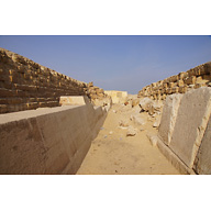 Western Cemetery: Site: Giza; View: G 4000, G 4140, G 4150, G 4160