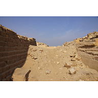 Western Cemetery: Site: Giza; View: G 2100, G 2130, G 2112, G 2114, G 2110