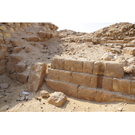 Western Cemetery: Site: Giza; View: G 2132, G 2150, G 2130