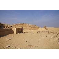 Western Cemetery: Site: Giza; View: G 2150, G 2151, G 2134, G 2138, G 2220