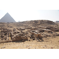 Western Cemetery: Site: Giza; View: G 2230+2231, G 2085, G 2084, G 2086, G 2087, G 2088, G 2099, G 2098, G 2089, G 2097, G 2091, G 2093, G 2095, G 2094, G 2237, G 2233, G 2232, G 2234, G 2235, G 2236, G 2071,  G 2072, G 2074, G 2073, G 2075, G 2076, G 2077, G 2501, G 2509, G 2505, G 2507, G 2000