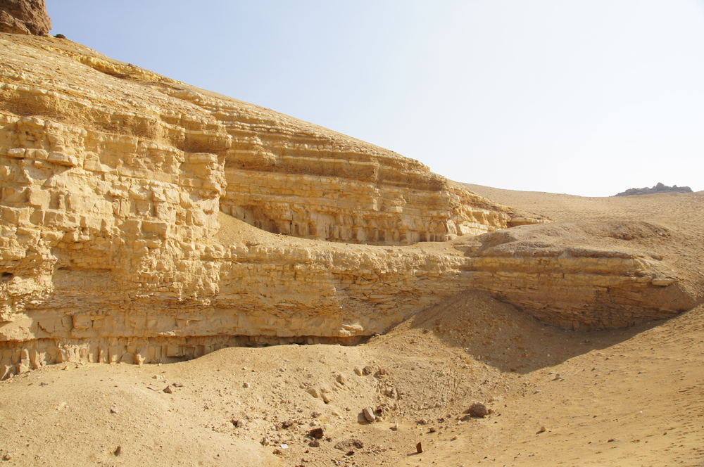 South Giza: Site: Giza; View: Southern Mount