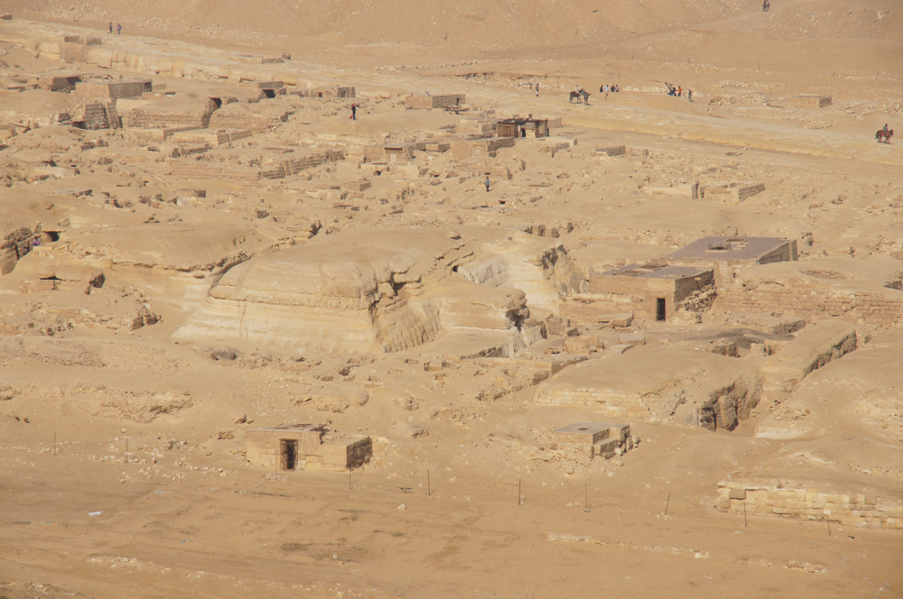 Central Field (Hassan): Site: Giza; View: G 8670, G 8672, G 8708, G 8712, G 8710, G 8720, G 8718, G 8716, G 8721, G 8730, G 8732, G 8733, G 8738, G 8739, G 8740, G 8840, G 8862, G 8868, area of G 8875, G 8874, G 8876, G 8877, G 8988, G 8870, G 8884, G 8698, G 8860, G 8882