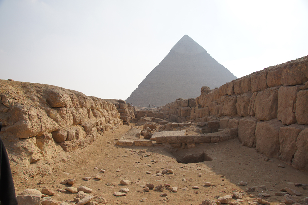 Western Cemetery: Site: Giza; View: G 4840, G 4740, G 4742, G 4741