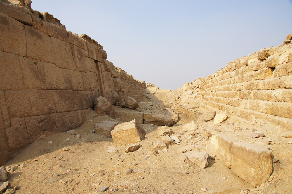 Western Cemetery: Site: Giza; View: G 2100-I, G 2100, G 2120