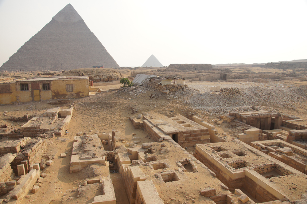 Western Cemetery: Site: Giza; View: D 108, Niankhhathor, S 2181/2260, S 2435/2443, D 107, D 105, D 200, D 213, D 201, D 212, D 202, D 211, D 214, D 203, D 210, D 204, D 209, D 208, D 207