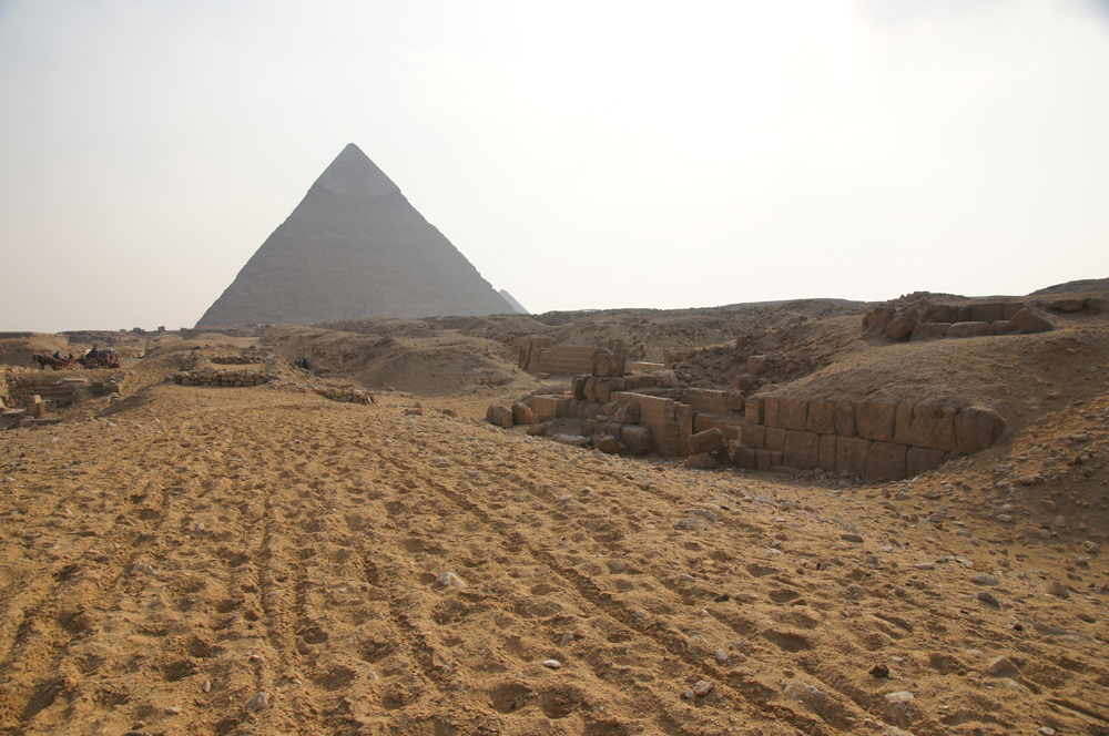 Western Cemetery: Site: Giza; View: G 2220, G 2150