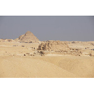 Central Field (Hassan): Site: Giza; View: G 8400, G I-c