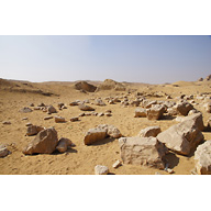 Saleh Settlement: Site: Giza; View: Saleh Settlement, G III-c, G III-b