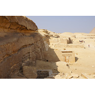 Central Field (Hassan): Site: Giza; View: G 8064, G 8070, G 8066, G 8080