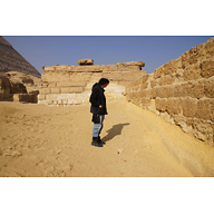 Central Field (Hassan): Site: Giza; View: G 8240, G 8260