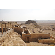 Central Field (Hassan): Site: Giza; View: G 8412