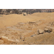 Western Cemetery: Site: Giza; View: G 2092+2093, G 2091, G 2089, G 2098, G 2088, G 2099, G 2084, G 2230+2231