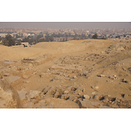 Western Cemetery: Site: Giza; View: G 2088, G 2087, G 2086, G 2084, G 2230+2231, G 2501, G 2502, G 2077, G 2076, G 2075, G 2072, G 2072a, G 2074, G 2071, G 2061, G 2234, G 2235, G 2236, G 2232, G 2233, G 2238, G 2239, G 2509