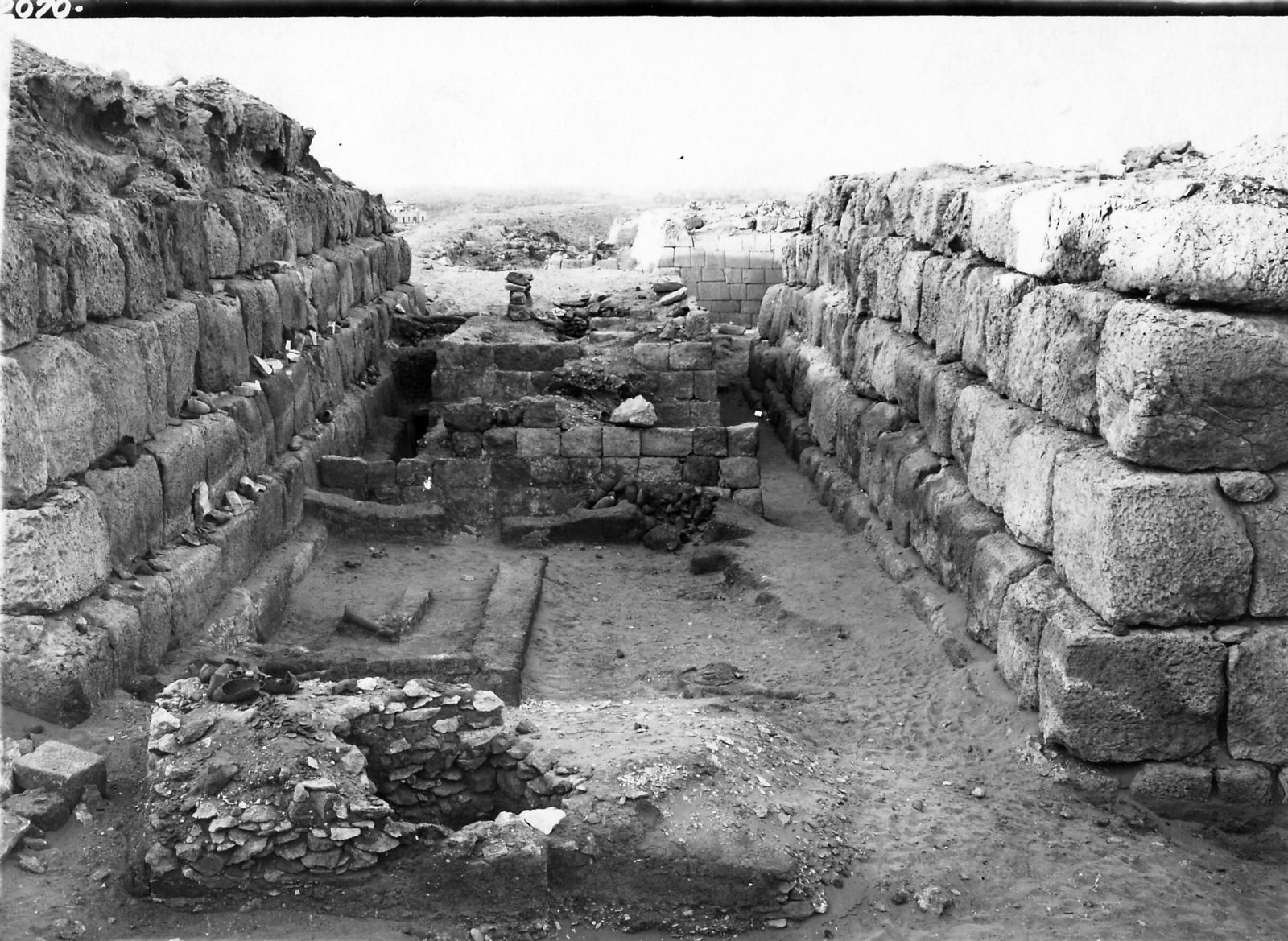 Western Cemetery: Site: Giza; View: G 4460, G 4461, G 4560