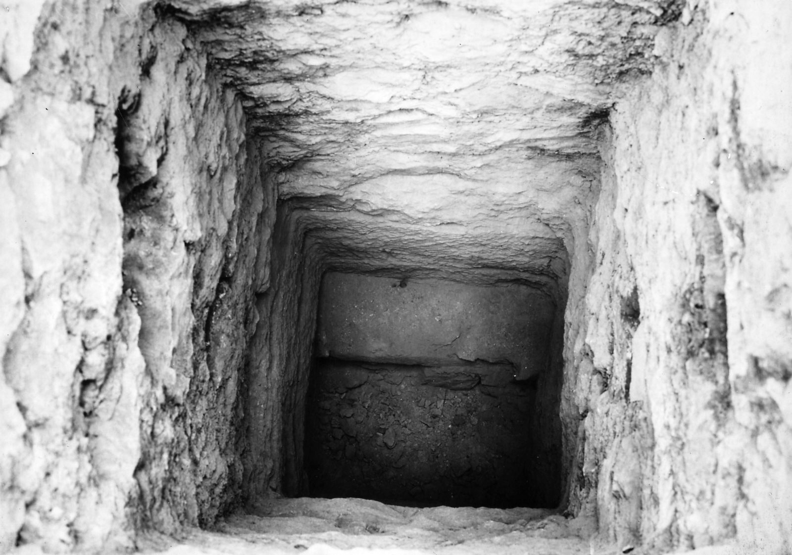 Western Cemetery: Site: Giza; View: Sensen