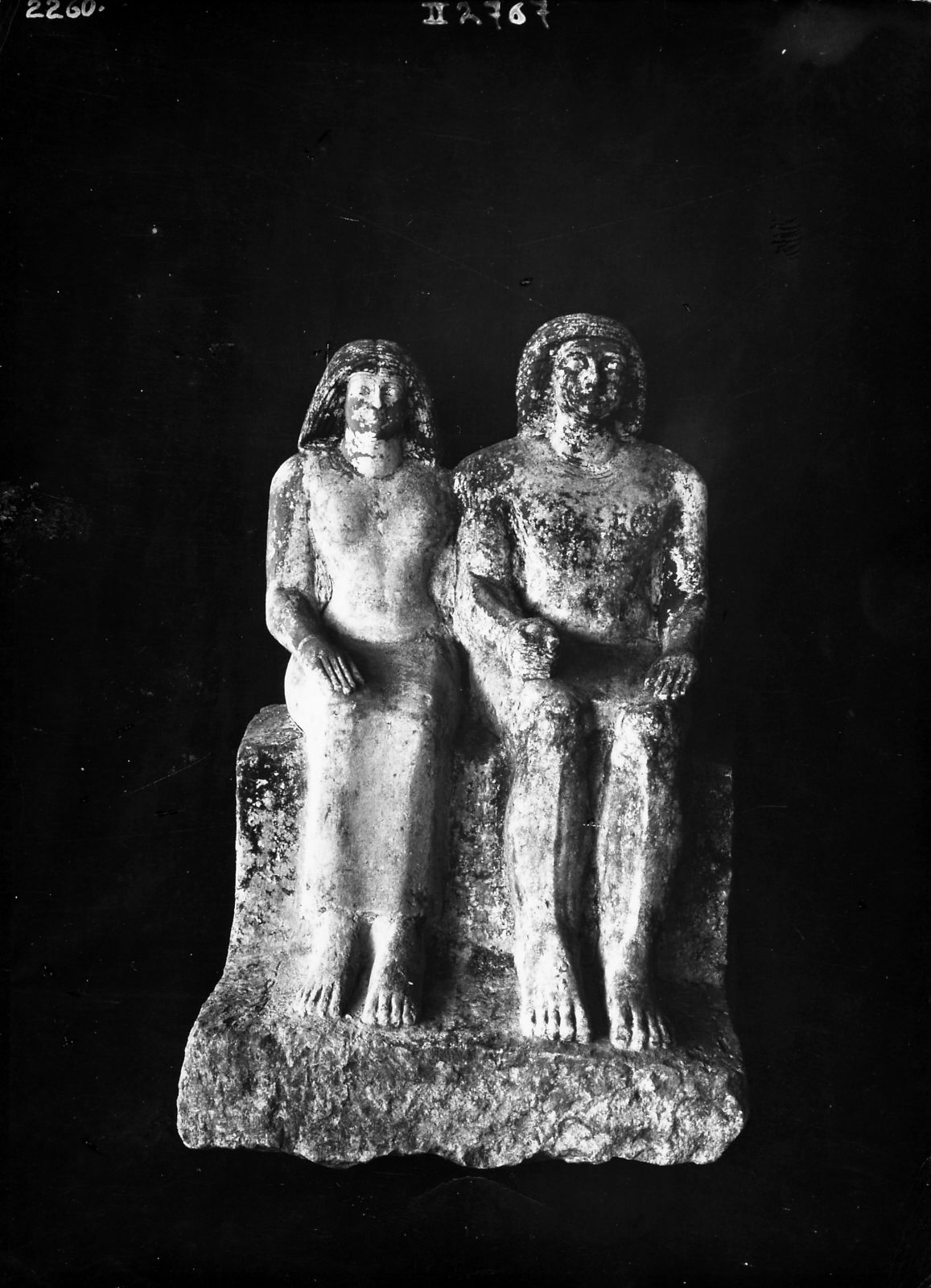Object(s) photograph: Site: Giza; view: Iuf