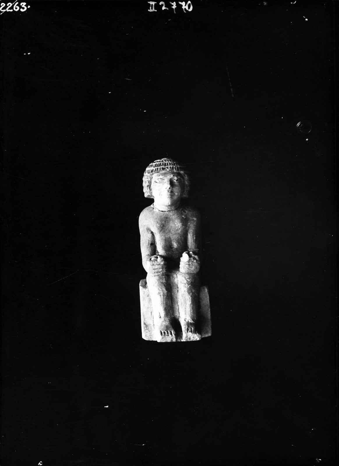 Object(s) photograph: Site: Giza; view: S 2411