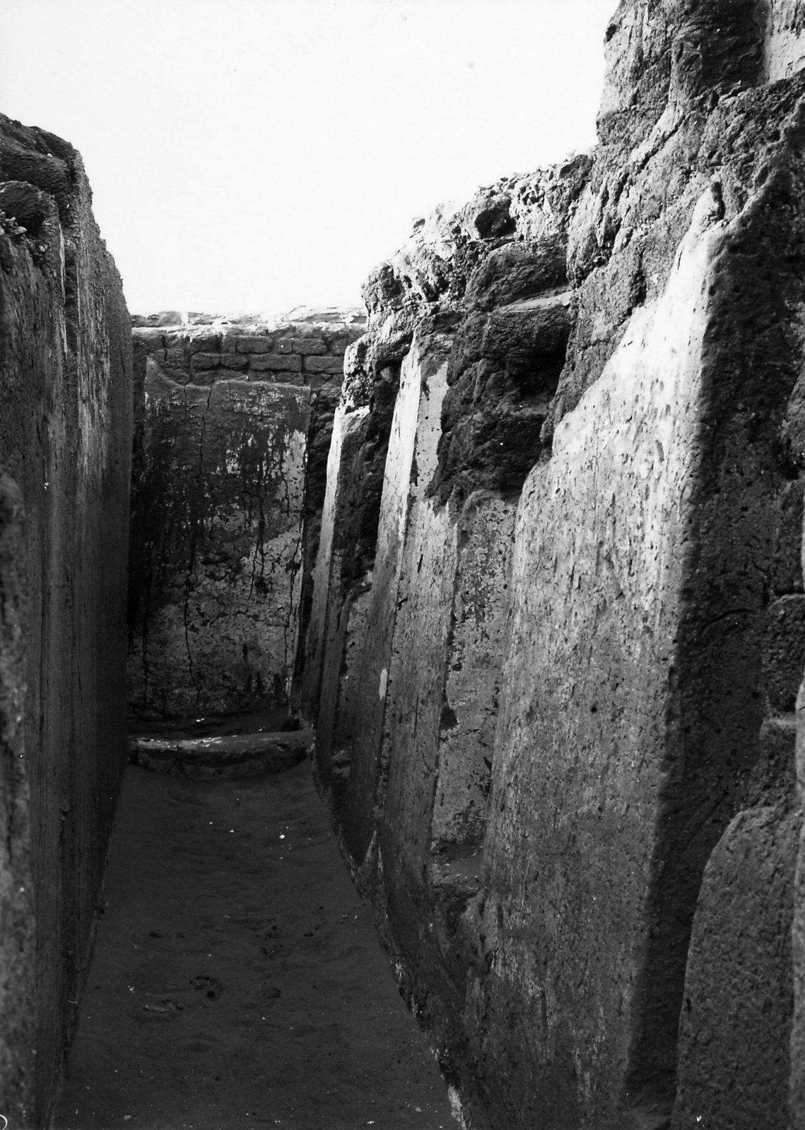 Western Cemetery: Site: Giza; View: Meni [I]