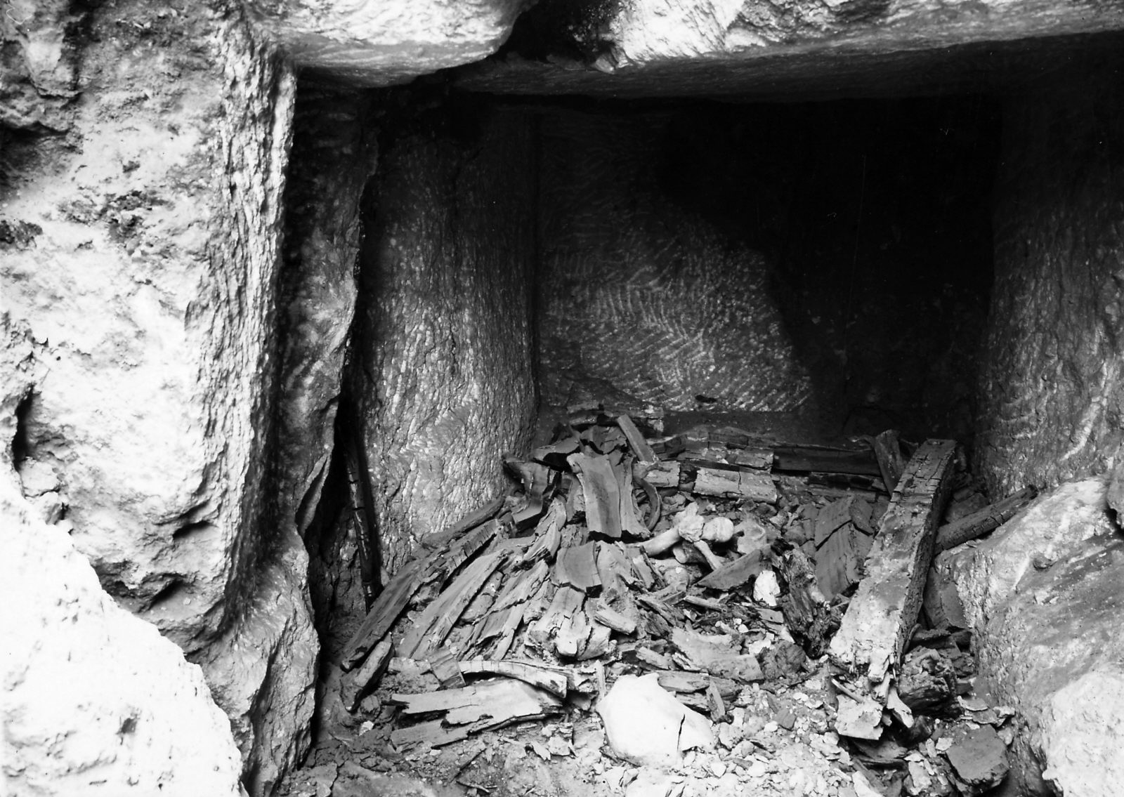Western Cemetery: Site: Giza; View: Iiu
