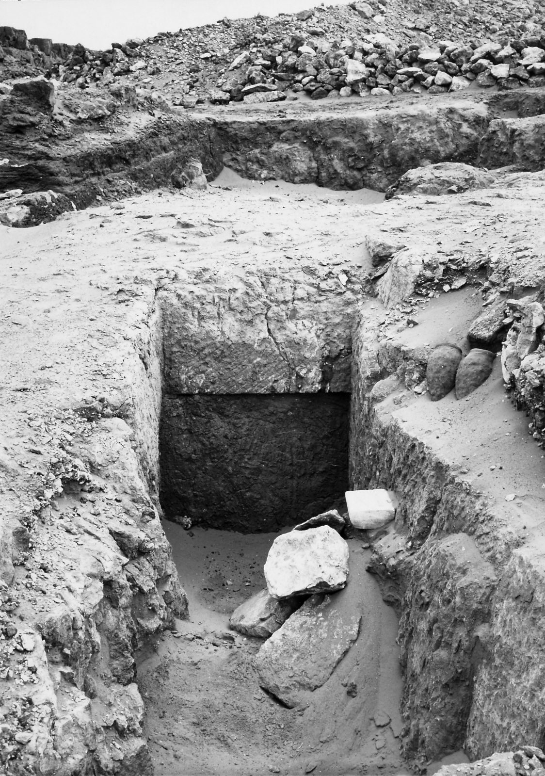 Western Cemetery: Site: Giza; View: Hepetweser