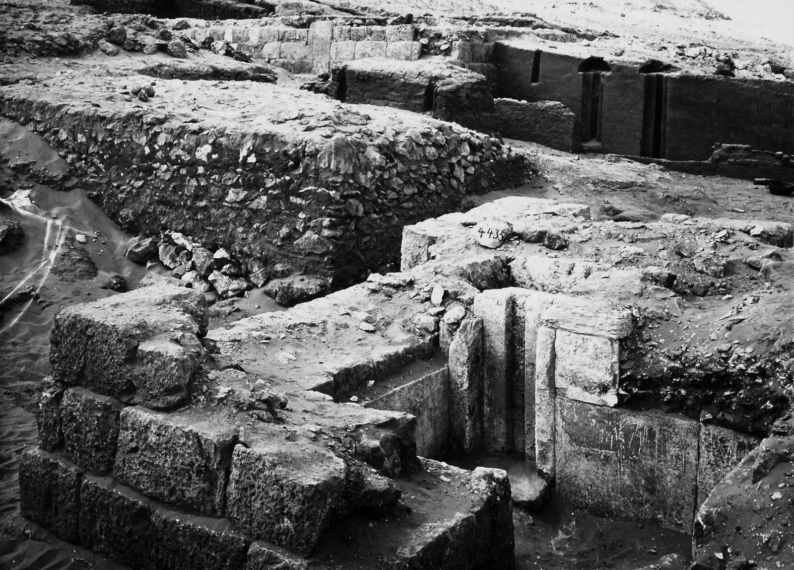 Western Cemetery: Site: Giza; View: S 4438 (aka S 4437)