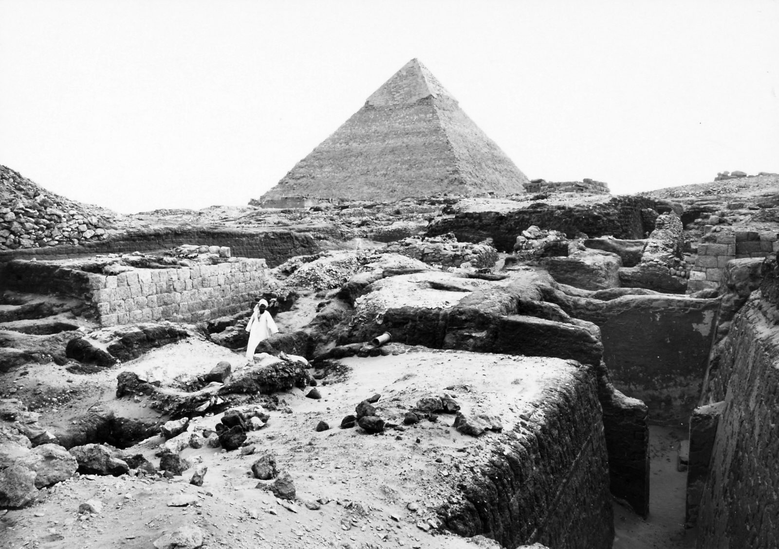 Western Cemetery: Site: Giza; View: S 4411/4414, Khesef [II]