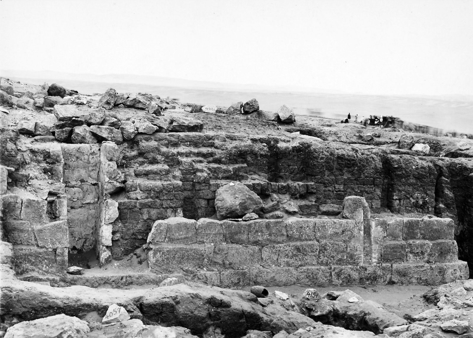 Western Cemetery: Site: Giza; View: Khesef [I]