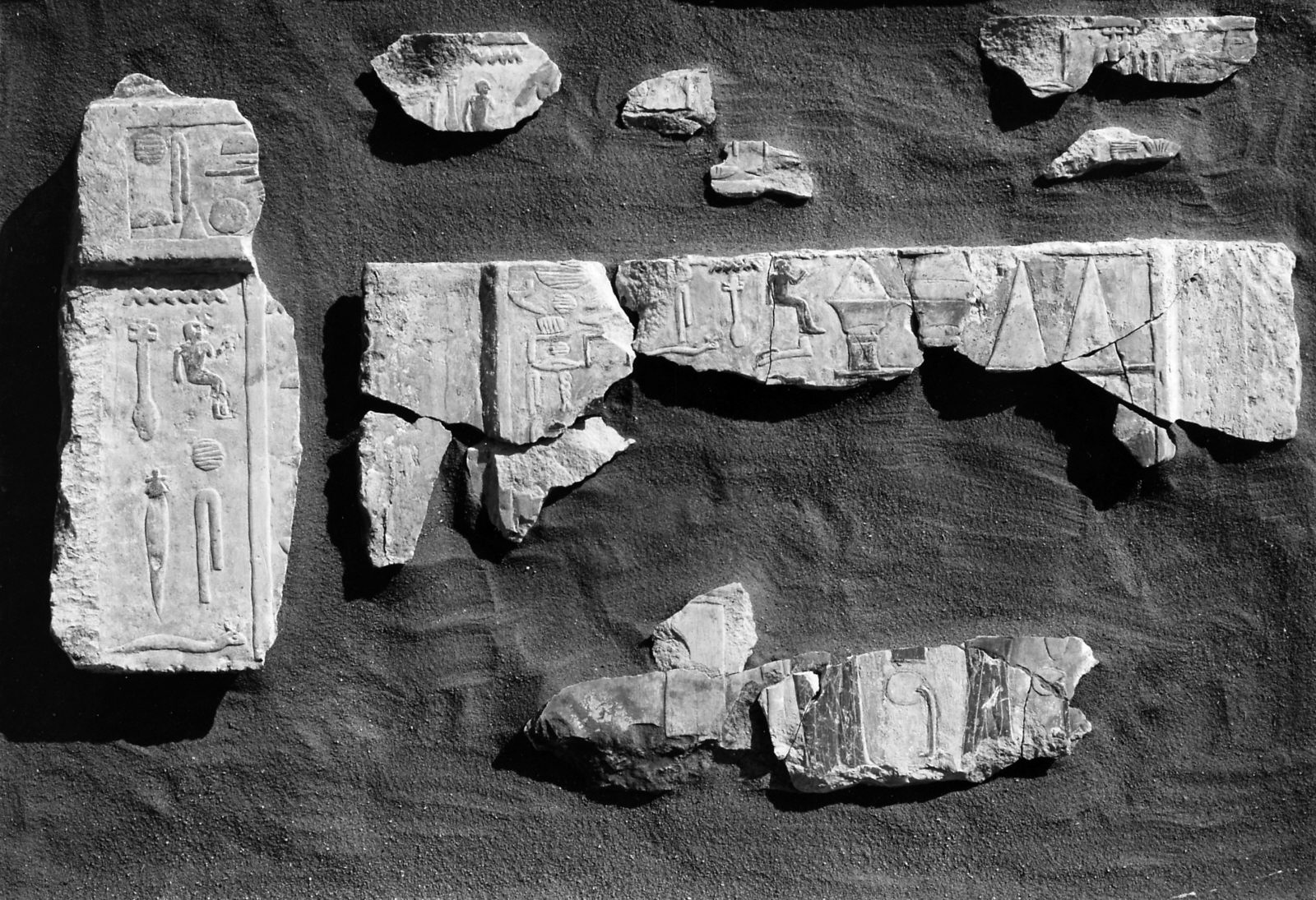 Object(s) photograph: Site: Giza; view: Khesef [I]