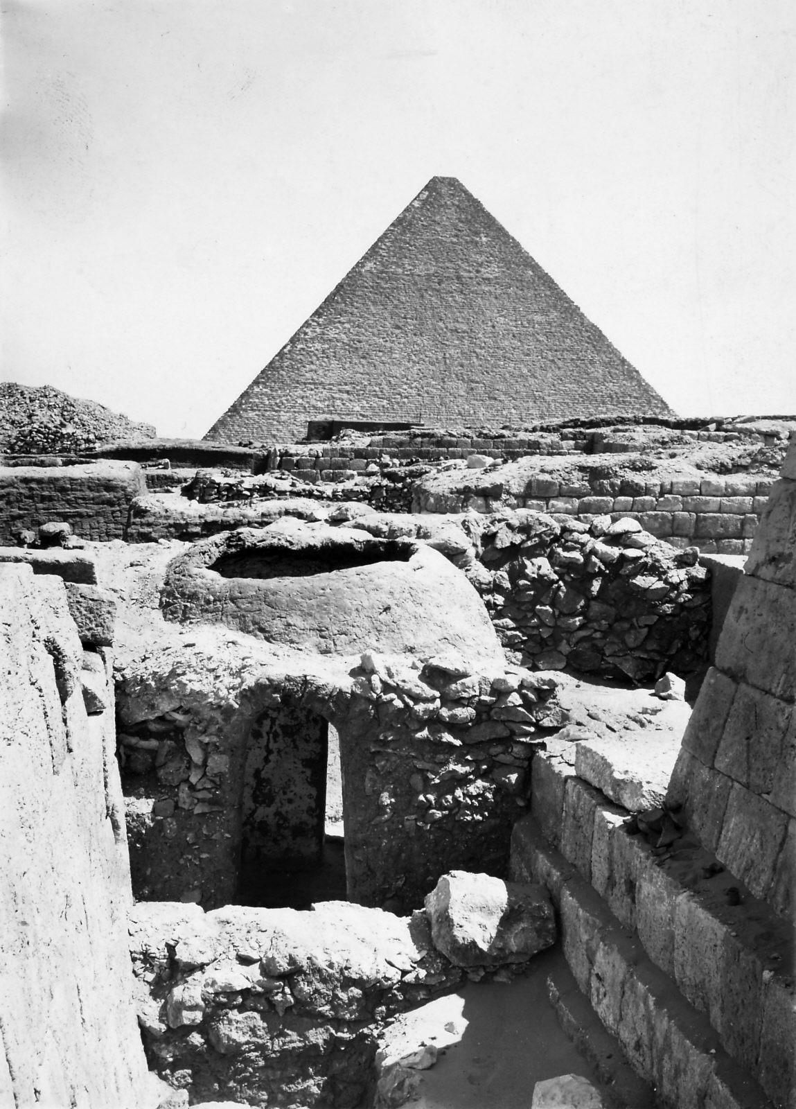 Western Cemetery: Site: Giza; View: Seneb, S 4535