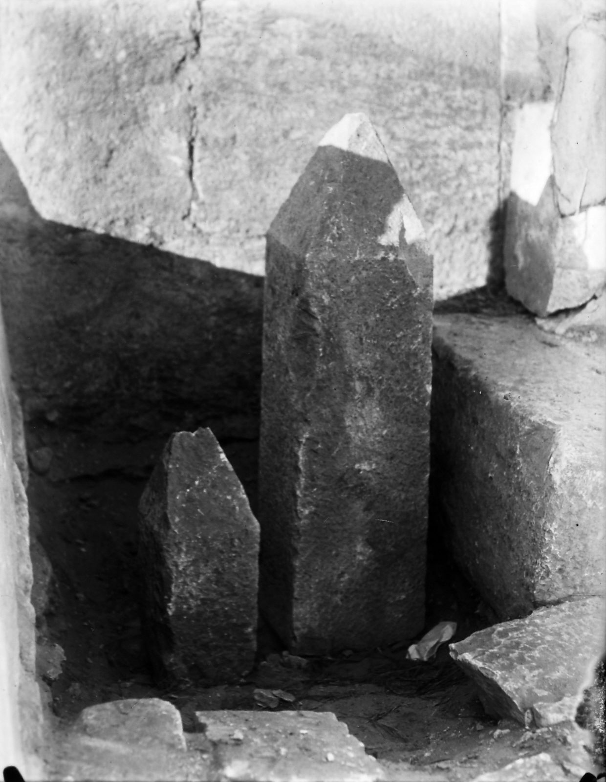 Object(s) photograph: Site: Giza; view: Lepsius 53