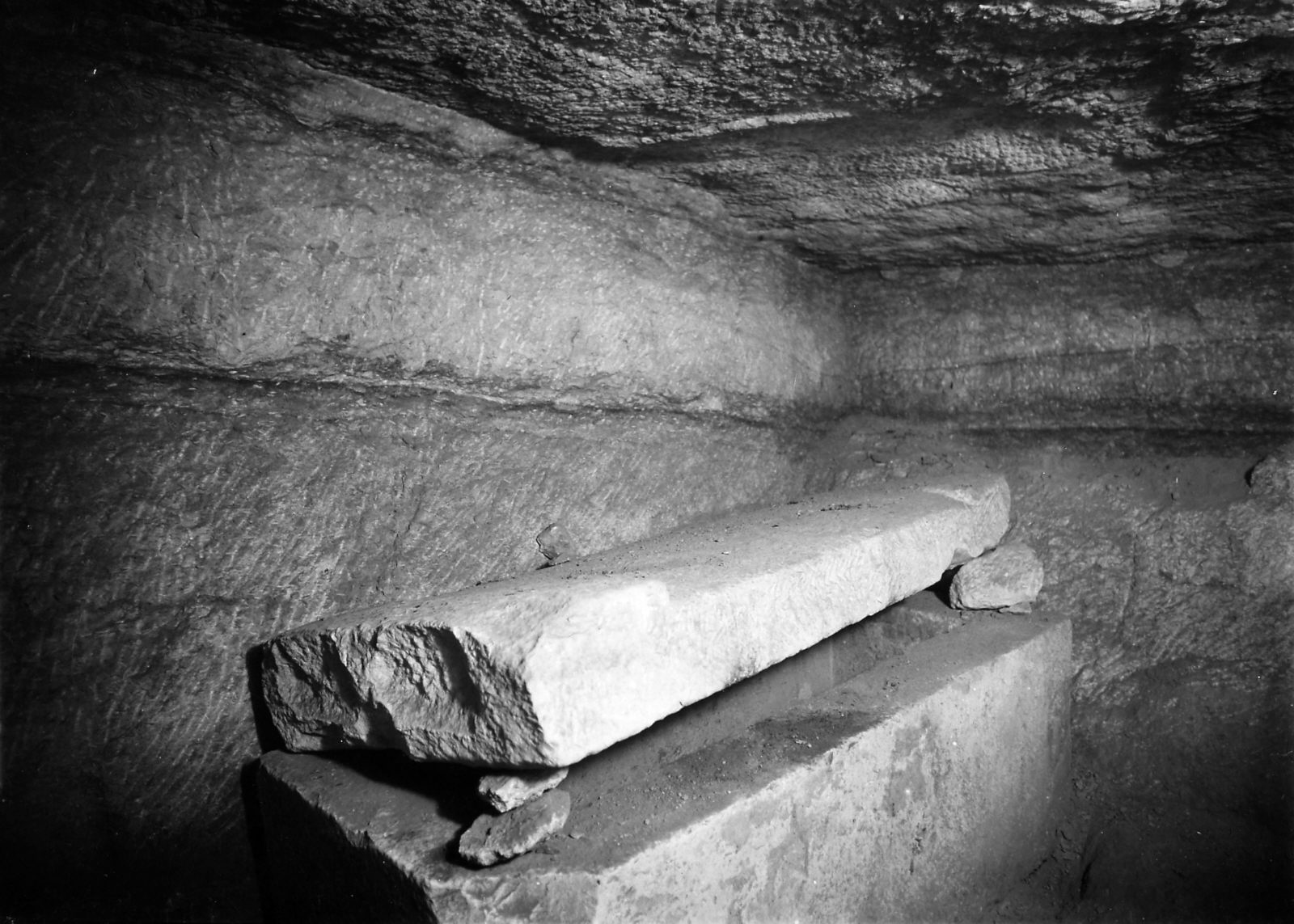 G I-South Cemetery: Site: Giza; View: Mastaba VIII