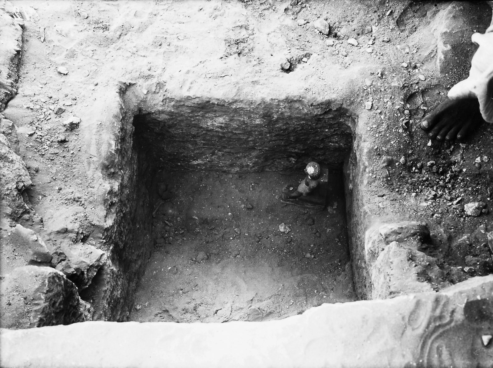 Western Cemetery: Site: Giza; View: User