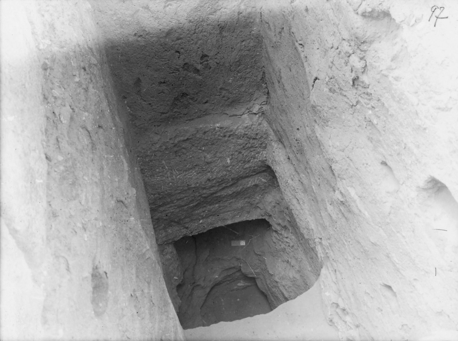 Western Cemetery: Site: Giza; View: S 97