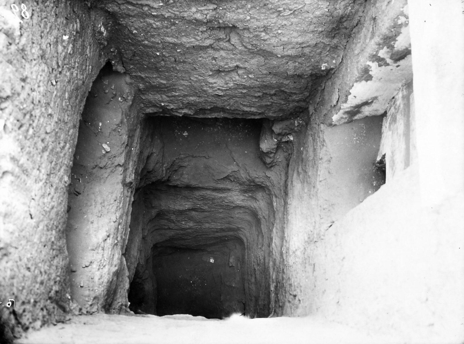 Western Cemetery: Site: Giza; View: Shepsi