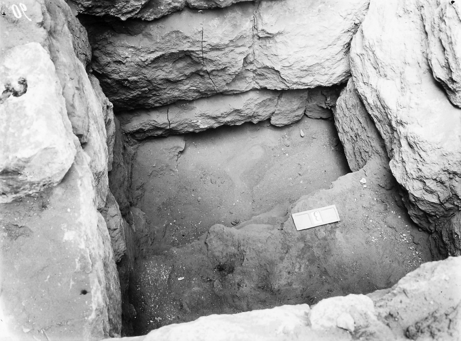 Western Cemetery: Site: Giza; View: S 3