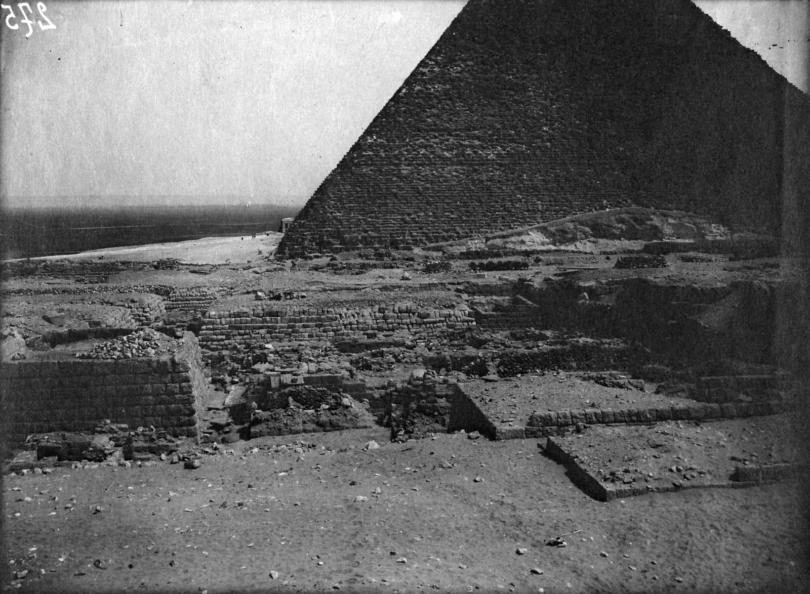Western Cemetery: Site: Giza; View: D 117, D 118