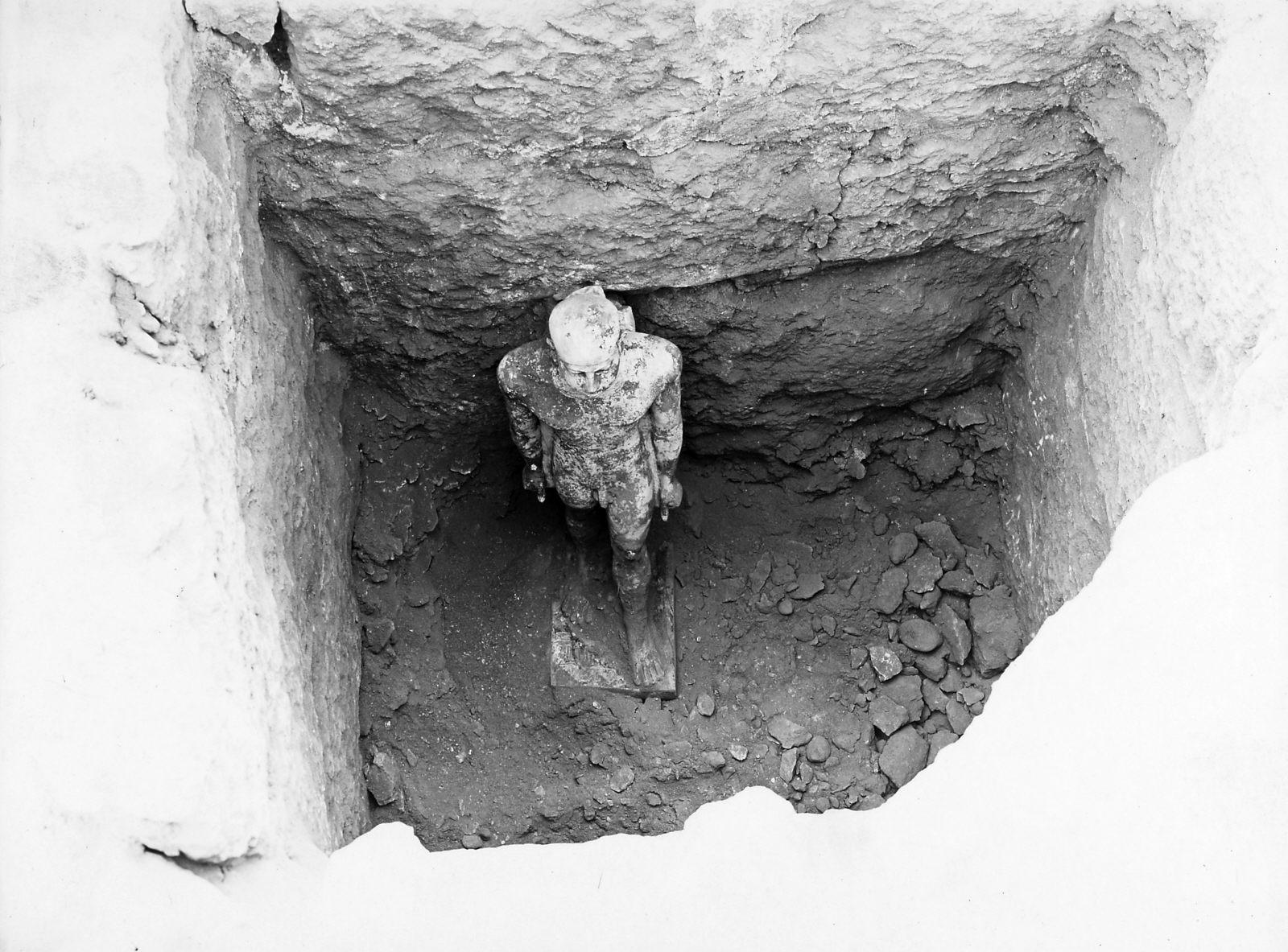 Western Cemetery: Site: Giza; View: Snefrunefer