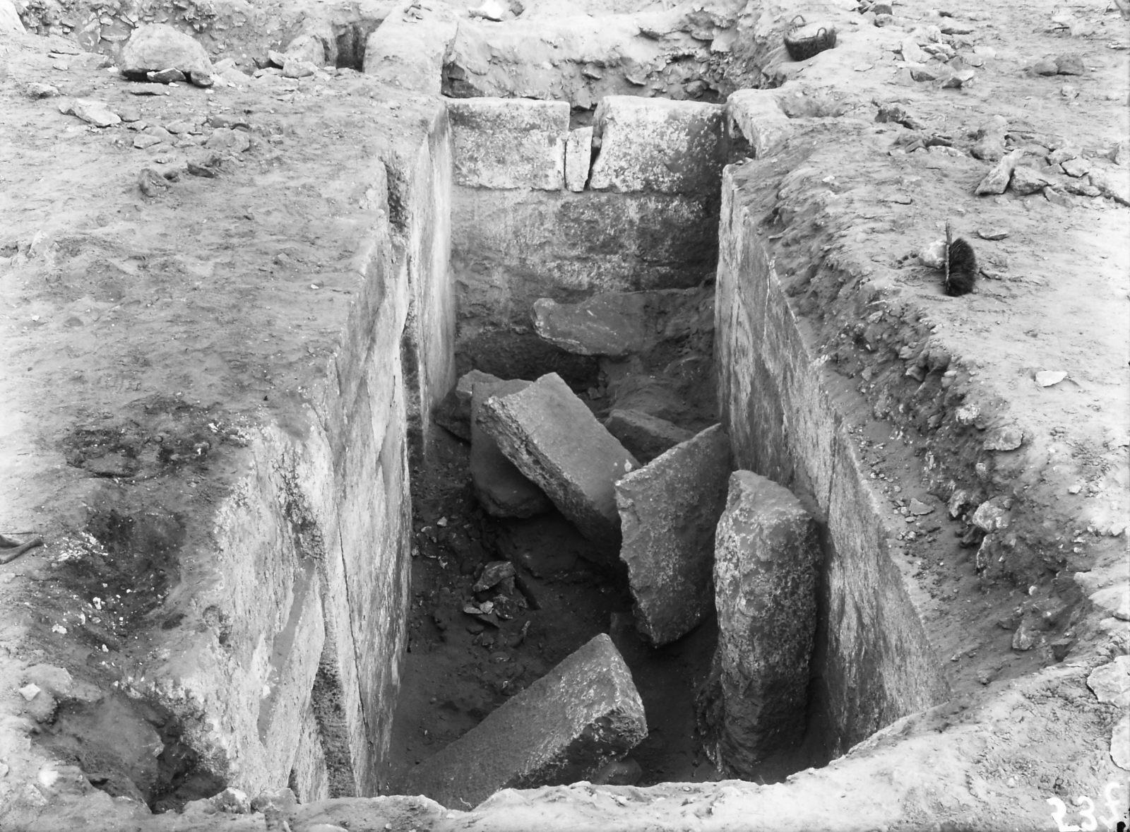 Western Cemetery: Site: Giza; View: Setka & Ptahhetep