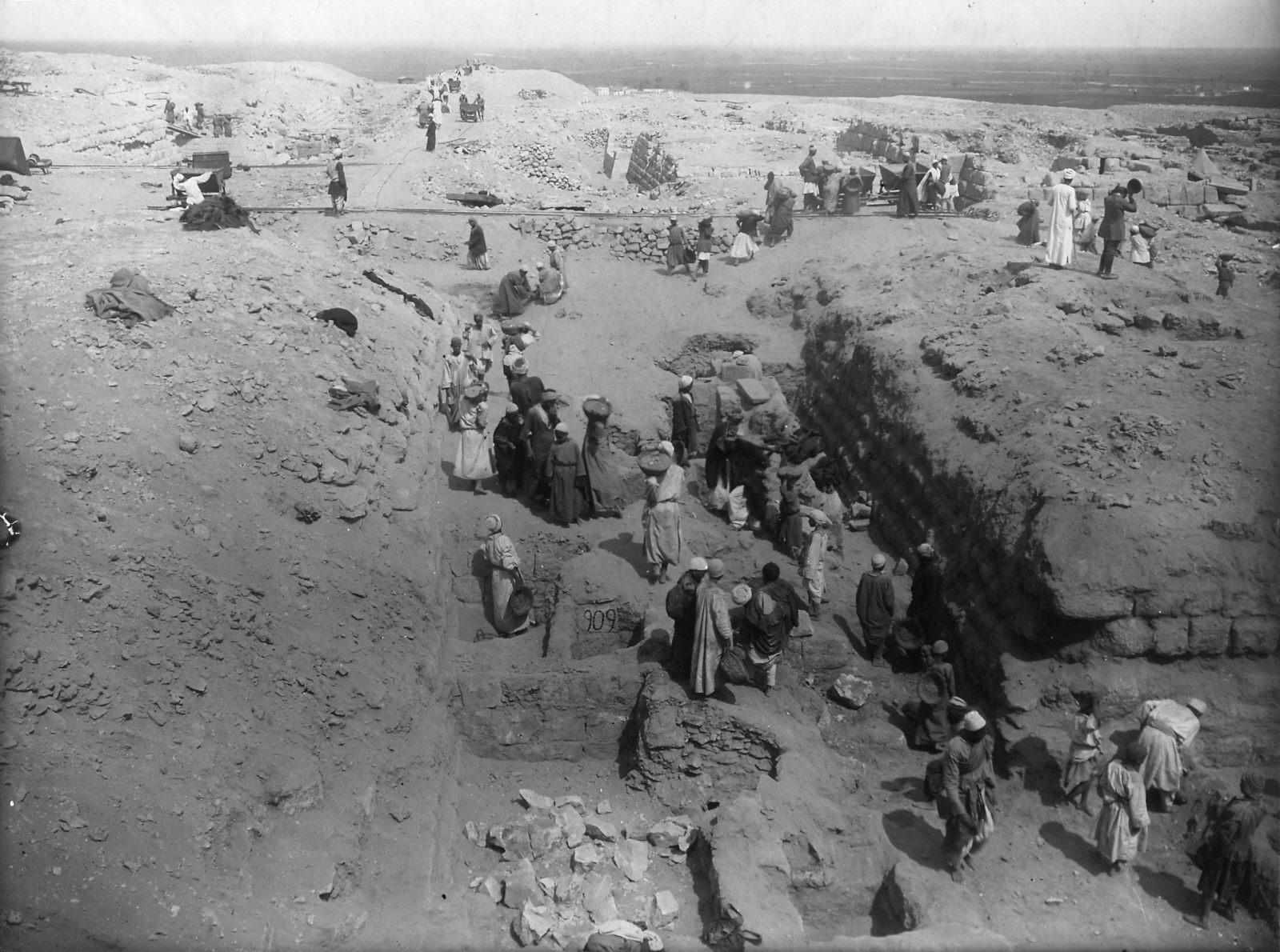 Western Cemetery: Site: Giza; View: G 4950, Hetepi (1), G 5050
